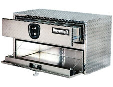 Buyers Aluminum Underbody Toolbox w/Drop Door and Drawer Truck Tool Box 1712200