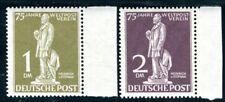 BERLIN 1949 40-41 ** POSTRISCH STEPHAN MARKWERTE 300€(D8731