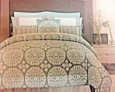 Comforter 5 pcs Set Reversible Print Twin Gray Bedding winter sale