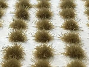 Static Grass Tufts Self-Adhesive dead grass 5mm high