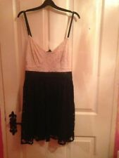 womans dress new look size 16 second hand