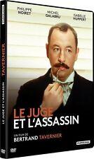 DVD *** LE JUGE ET L'ASSASSIN *** Philippe Noiret, Michel Galabru (neuf emballé)