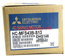 Brand New Mitsubishi HC-MFS43B-S13 AC Servo Motor