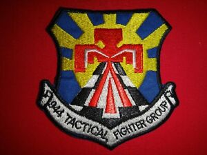 USAF 944th TACTICAL FIGHTER GROUP Tenth Air Force Patch (Variant)