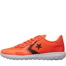 New Converse Thunderbolt Ultra Ox Trainers, Orange; Size: 9 (EU 43); New BOXED