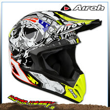 CASCO CROSS ENDURO MOTARD AIROH SWITCH PIRATE 2019 TAGLIA S (55 - 56)