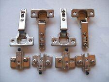 CABINET DOOR HINGE Self Close Full overlay Concealed European 110° HAFELE 4 Set