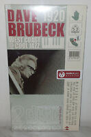2 CD DAVE BRUBECK - FOR ALL WE KNOW /TAKE 5 - NUOVO NEW