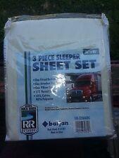 "Barjan Rock River 3 pc Sleeper Sheet Set 36"" x 80"""