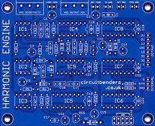 Circuitbenders Armonica MOTORE-e&mm Harmony Generatore CLONE PCB-MODULAR fai da te
