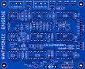 circuitbenders HARMONIC ENGINE - E&MM Harmony Generator DIY clone PCB