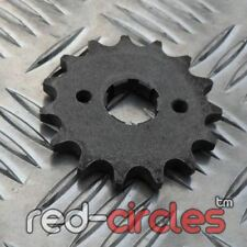 15 TOOTH 17mm 420 PIT BIKE FRONT SPROCKET fits 15T 50cc 110cc 125cc PITBIKES