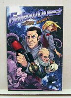 GALAXY QUEST GLOBAL WARNING Paperback Book (L7424)