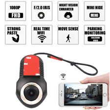 Car 1080P 170° Wireless Wifi DVR Video Recorder Camcorder Camera Parking Monitor