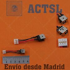 Conector DC Power Jack para TOSHIBA Portege Z830 (with cable, 5.5x2.5mm)