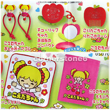 ~ Takara 2005 - KOEDA CHAN - Kodeachan gashapon - 5 Beauty Accessories set *rare