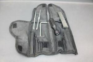 2012 Triumph Speed Triple 1050 / tool tools & pocket  Bag Pouch