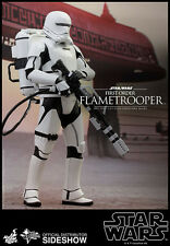 1/6 Hot Toys - Star Wars 12 First Order Flametrooper