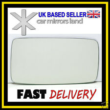 Right Driver Wing Car Mirror Glass Replacement CONVEX  VW Golf 3 MK3 III