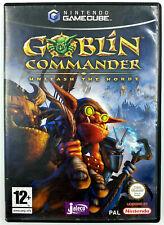 Goblin Commander Unleash the Horde - Gamecube - PAL FR