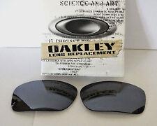 Nice 100% Authentic Oakley Sliver Sunglasses Black Iridium Replacement Lens