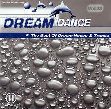 DREAM DANCE VOL. 13 - THE BEST OF DREAM HOUSE & TRANCE / 2 CD-SET