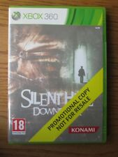 Silent Hill Downpour PROMO – Xbox 360 ~ NEW & SEALED (Full Promotional Game)