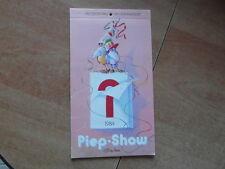 KALENDER CALENDRIER Vintage calendar HEYE 1984 : PIEP SHOW ill. BLACHON