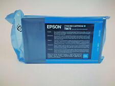 1x Epson T5672 Cyan für C13T567200   Stylus Pro 7400 7800 9400 220ml. NEU