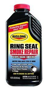RISLONE ENGINE RING SEAL STOP SMOKE BURNING OIL REPAIR 473ML