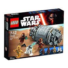 BRAND NEW LEGO STAR WARS DROID ESCAPE POD 75136 SEALED