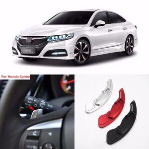 1 Set Car Alloy Steering Wheel DSG Paddle Extension Shifters Fit Honda Spirior