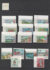 Lot CY10: Cayman Islands mint (um) 1969 decimal definitive stamps. Full Set.