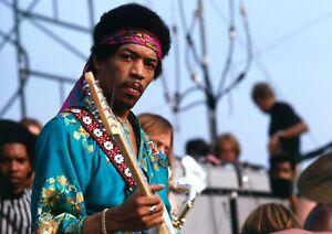 """Reproduction """"Jimi Hendrix"""" Poster"""