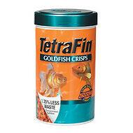TetraFin Goldfish Crisps 81gm