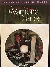The Vampire Diaries - Season 2, Disc 1 REPLACEMENT DISC (not full season)