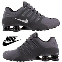 Nike Shox NZ Men's Sneakers Running Athletic Comfort Sport Gym Casual NIB
