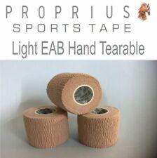 Light  EAB-Hand Tearable,Blood Tape,Elastic Adhesive Bandage 18xRolls50mmx4.5m