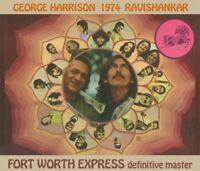 GEORGE HARRISON / FORTWORTH EXPRESS definitive master 2CD Billy Preston 1974