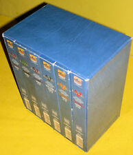 Victory At Sea World War II Six Classic Videos 1986 Nice Used VHS Video Set See!