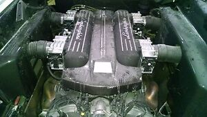 LAMBORGHINI MURCIELAGO LP640 ENGINE LONG BLOCK 6.5L V12