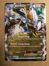 Black Kyurem EX 101/149 Boundaries Crossed -  Near Mint Pokemon Card Ultra Rare