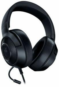 Razer Kraken X Lite Over-the-Ear Wired Headphones - Black