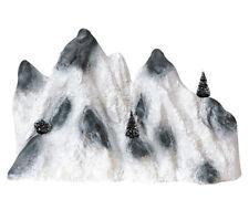 LEMAX Medium Ski Mountain Backdrop Weihnachtsdorf / Landschaftsgestaltung