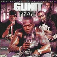 GUNIT - UNSTOPPABLE FORCE (New & Sealed) CD Feat 50 Cent Lloyd Banks