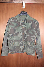 US Military Vietnam Era Jacket ARVN LRRP ERDL Ranger Camo Jacket Made in Country