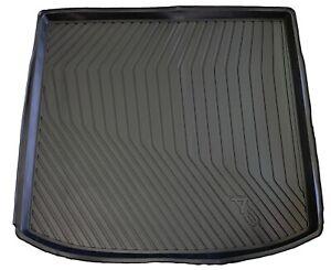 Genuine Audi Cargo Liner Boot Mat Protector - A3 S3 Quattro Sedan 8V (2012-2020)