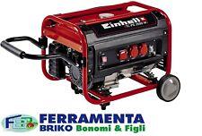 Generatore di corrente einhell TC-PG 35/E5 (benzina) max 3.100 watt - 230v