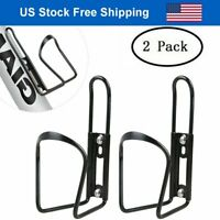 2x Alloy Mountain Road Bike Water Bottle Holder Cycle Bicycle Water Bottle cage