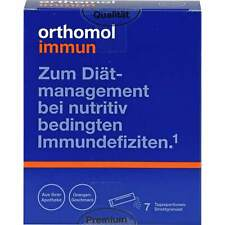 orthomol immun Orange Direktgranulat, 7 St. Beutel